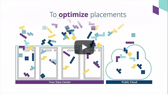 link to explainer video on SaaS solution for optimizing hybrid capacity